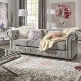 Willa Arlo Interiors Vegard Tufted Chesterfield Sofa