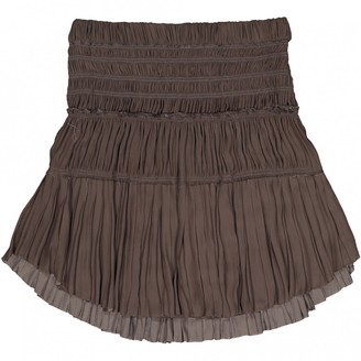 Isabel Marant Brown Skirt for Women