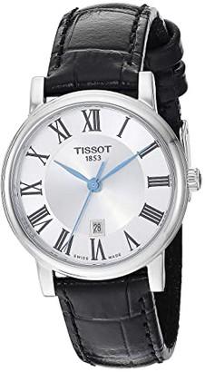 Tissot Carson Premium Lady - T1222101603300 (Black) Watches