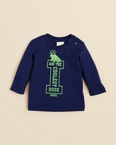 Diesel Infant Boys' I Am the Coolest Dude Tee - Sizes 6-24 Months