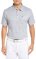 Travis Mathew Men's Kimm Slim Fit Wrinkle-Resistant Polo