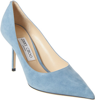 Jimmy Choo Love 85 Suede Pump