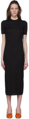 Fendi Black Forever Dress