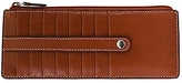 Lodis Women's Audrey Credit Card Case With Zipper Pocket