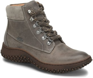 Sofft All-Weather Lace-Up Booties - Amoret