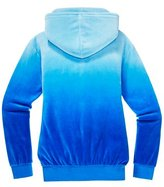 Juicy Couture Relaxed Jacket in Ombre Velour