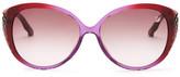 Swarovski Women&s Dana Cat Eye Sunglasses