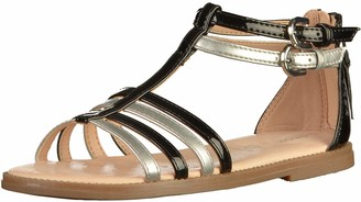 Geox Girls' J Karly D Open Toe Sandals