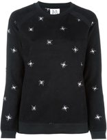 Zoe Karssen embroidered spider sweatshirt