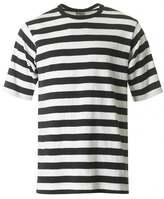 Dries Van Noten Holiday Short Sleeved Striped T-shirt