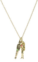 Les Nereides N2 By Adam & Eve Necklace
