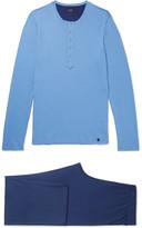 Hanro - Owen Cotton-jersey Pyjama Set