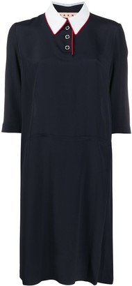 Marni Polo Shirt Dress
