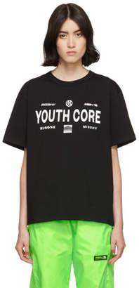 Misbhv Black Youth Core T-Shirt