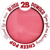 2B Colours Blush Cheek Pop