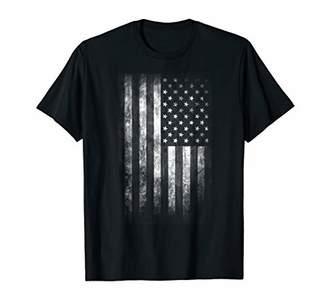 Big Texas Faded American Flag T-Shirt