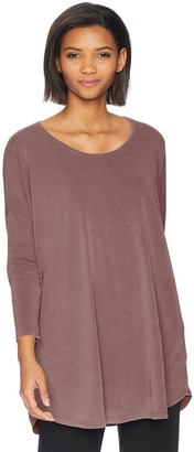 PJ Harlow Women's Rock Cotton-Rounded Bottom Tunic