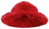 Miu Miu Faux fur hat