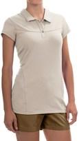 Arc'teryx Motive Polo Shirt - UPF 50+, Short Sleeve (For Women)