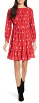 Kate Spade Women's Nesting Doll A-Line Dress