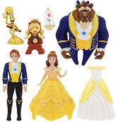 Disney Beauty and the Beast Deluxe Figure Fashion Set