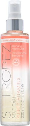 St. Tropez Self Tan Purity Vitamins Bronzing Water Body Mist