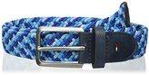 Tommy Hilfiger Men's 1 3/8 in. Multi-Color Elastic Belt