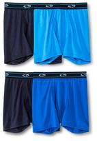 Champion Boys 4-Pack Mid Rise Boxer Briefs - Multicolored