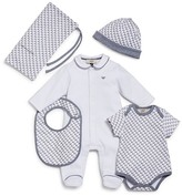 Armani Junior Armani Infant Boys' 5-Piece Layette Set - Sizes 3-9 Months