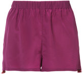 Figue Cassia shorts - women - Silk - XS