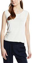 More & More Women's Vest - Beige -