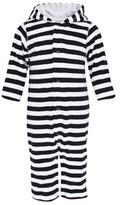 Snapper Rock Striped UPF 50+ Towelling Baby Onesie