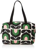 Orla Kiely Women's Zip Shopper Messenger Bag