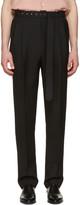 Cmmn Swdn Black Ranger Trousers