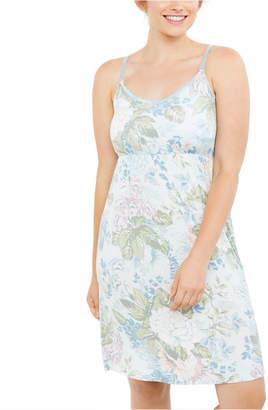 Motherhood Maternity Bump In The Night Babydoll Clip-Down Nursing Nightgown