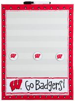 Wisconsin Badgers Magnetic Dry Erase Board