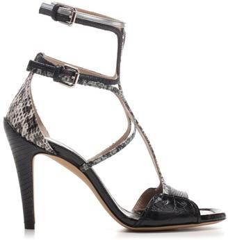 Chloé Carla Gladiator Heeled Sandals