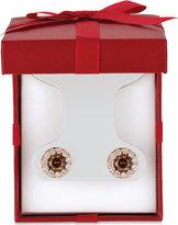 LeVian Le Vian Chocolatier® Diamond Stud Earrings (3/4 ct. t.w.) in 14k Rose Gold