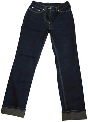 Vivienne Westwood Black Cotton Jeans