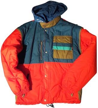 Colmar Red Coat for Women Vintage