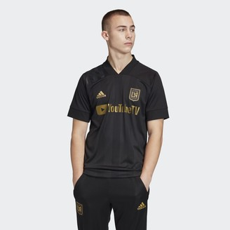 adidas Los Angeles FC Home Authentic Jersey