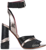 Antonio Marras buckled sandals - women - Leather - 36