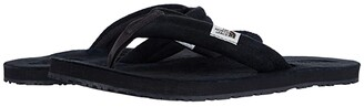 The North Face Base Camp Leather Flip-Flop (TNF Black/TNF Black) Women's Shoes