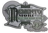 Disney Madame Leota Memento Mori Sign - Walt World