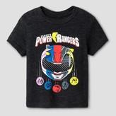 Power Rangers Toddler Boys' T-Shirt - Charcoal Heather