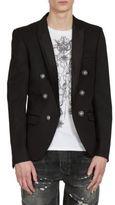 Balmain Long Sleeve Woolen Jacket