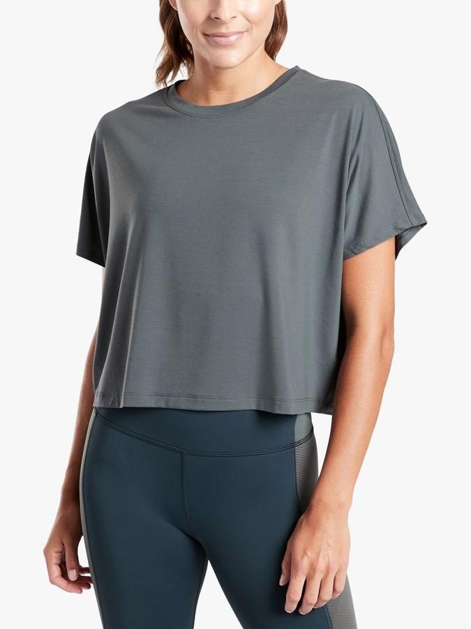 Athleta Essence Short Sleeve Top