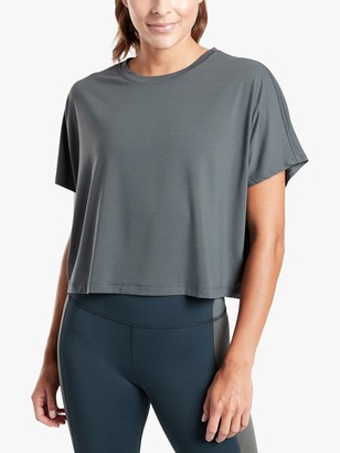 Athleta Essence Short Sleeve Top