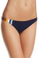 Tory Burch Feliz Stripe Bikini Bottom