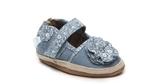 Robeez Jourdan Girls Infant Mary Jane Crib Shoe